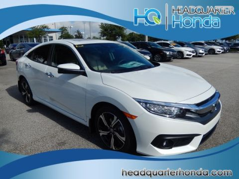 2017 Honda Civic 4DR Touring