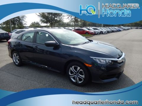 2018 Honda Civic 4DR LX