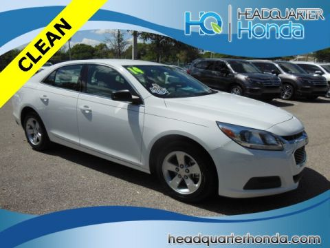 Used Chevrolet Malibu LS