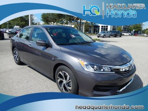 2017 Honda Accord 4DR LX