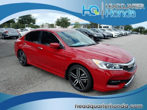 2017 Honda Accord 4DR Sport