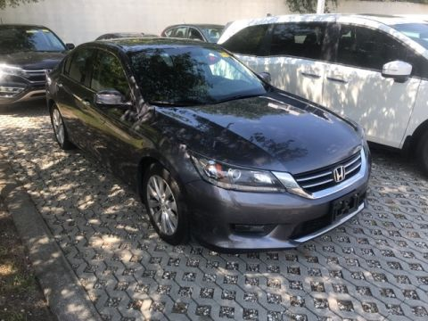 Used Honda Accord EX