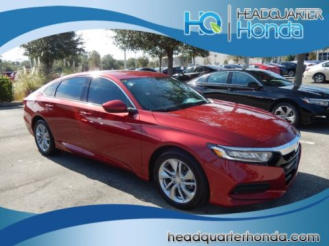 New Honda Accord LX 1.5T