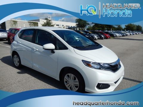 New Honda Fit LX 6MT