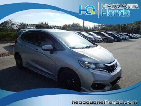 New Honda Fit Sport 6MT