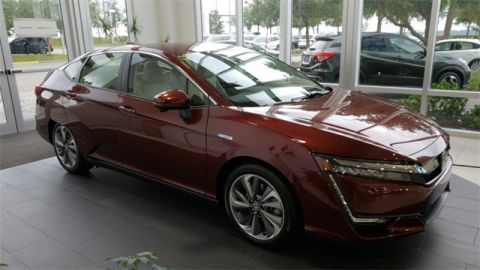 New Honda Clarity PHEV Touring