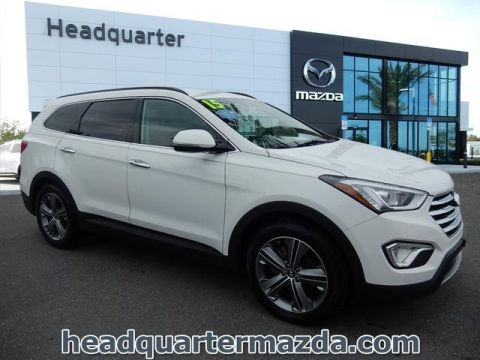 Used Hyundai Santa Fe Limited