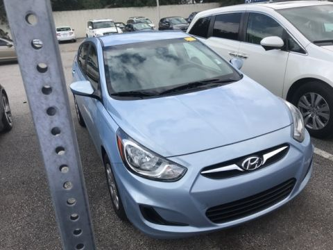Used Hyundai Accent GS