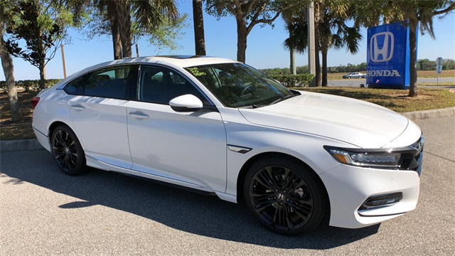 New 2018 Honda Accord Touring 2 0t Demo 4d Sedan Near Orlando