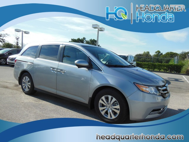 new 2016 honda odyssey ex l 4d passenger van near orlando gb009028 headquarter honda. Black Bedroom Furniture Sets. Home Design Ideas